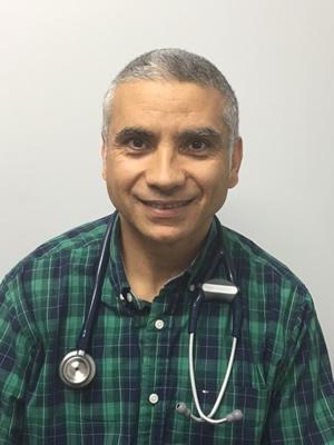 Dr Salim Nachar